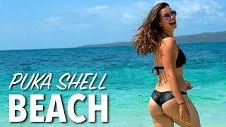 BEST BEACH IN BORACAY - Puka Beach Philippines