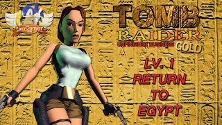 [PC-ITA] Tomb Raider: Unfinished Business - Lv. 1: Return To Egypt