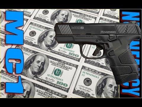 Mossberg MC1: Save $100 Over Glock 43?