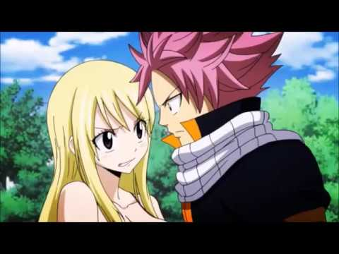 Fairytail AMV Natsu x Lucy (Nalu) - Love You Like A Love Song [REQUEST]