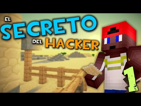 HACKER AL MODO DIOS EL SERCRETO ES REVELADO | Minecraft Hunger Games  #1