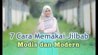 7 Cara Memakai Jilbab Modis dan Modern
