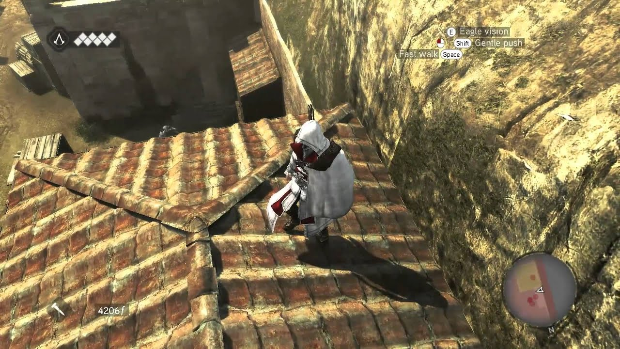 Assassin S Creed Brotherhood Pc Gameplay Hd Youtube