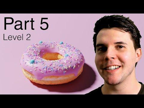 Blender Beginner Tutorial Level 2 - Part 5: Final Donut thumbnail
