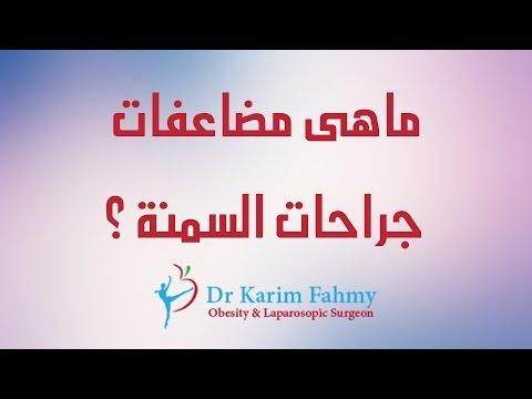 مضاعفات جراحات السمنة المفرطة – دكتور كريم فهمي