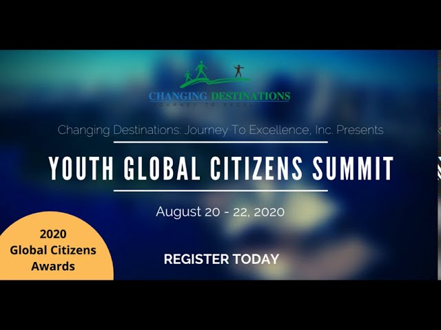 Youth Global Citizens Summit 2020