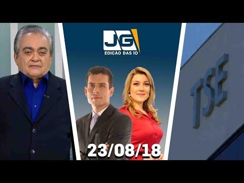 Jornal da Gazeta - Edição das 10 - 23/08/2018
