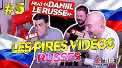 LES PIRES VIDÉOS RUSSES - DANIIL LE RUSSE (MIKO & COCO #5)