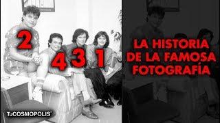 La HISTORIA DETRÁS de la FAMOSA FOTOGRAFÍA de JOSÉ JOSÉ de la que TODO MUNDO HABLA