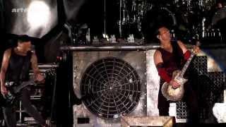 Rammstein - Mein Teil - Live @ Hurricane Festival 2013 HDTV