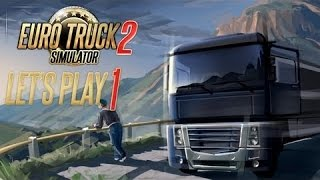 Euro Truck Simulator 2 (1 Серия)