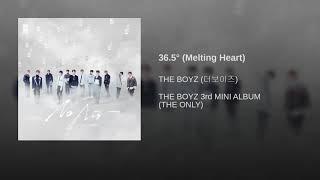 The boyz – 36 5° melting heart