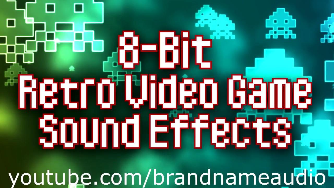 royalty free 8 bit sound effects