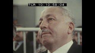 Necmettin Erbakan'ın 12 Eylül dönemindeki mahkeme görüntüleri