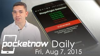 Google Stagefright fix, HTC Cuts & more - Pocketnow Daily