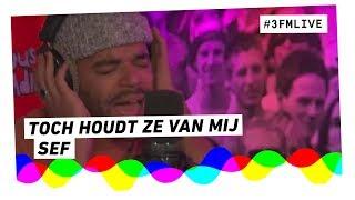 Sef LIVE: Toch Houdt Ze Van Mij