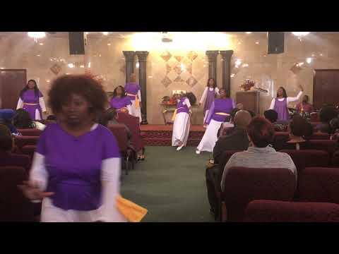 HGIC Worship And Praise Dancers