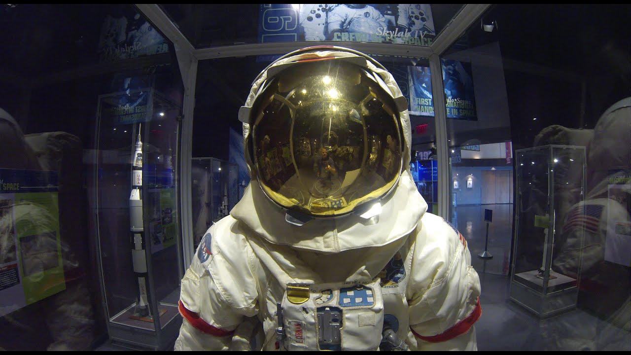 Kennedy Space Center Tour 2015 Including Atlantis Exhibit ...