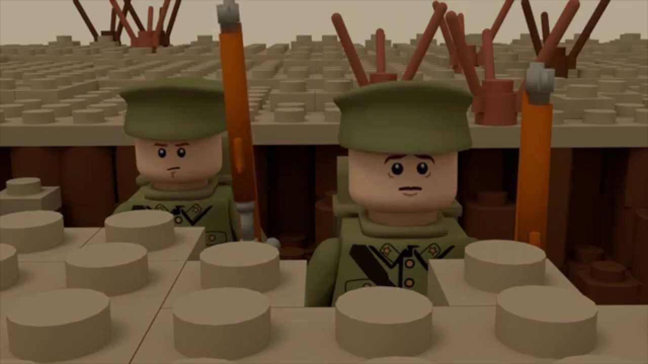 Lego WW1 Battle of the Somme