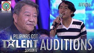 Pilipinas Got Talent 2018 Auditions: Franklin Basera - Sing