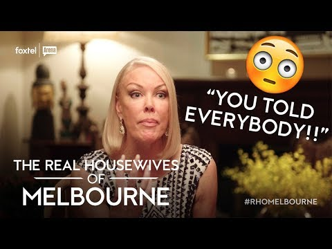Catch up with Janet before Season 4   The Real Housewives of Melbourne