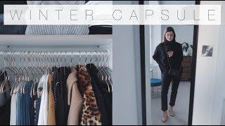 Creating My Winter Capsule Wardrobe | The Anna Edit