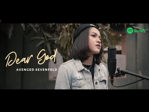 Dear God | Avenged Sevenfold (Fatin Majidi Cover) - YouTube