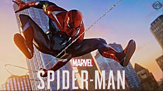 Spider-Man PS4 - New DLC Suit Revealed!