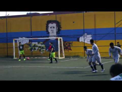 Barca Liga Ponchos 2016 1st Place