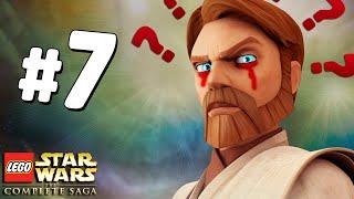 ЯРОСТЬ ОБИ-ВАНА - Lego Star Wars: The Complete Saga Прохождение - Часть 7