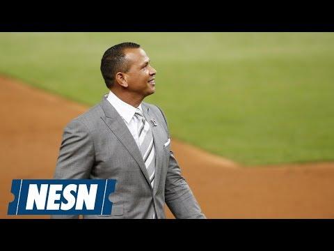 Xfinity X1 Report: A-Rod Pranks Big Papi With Yankees Jacket