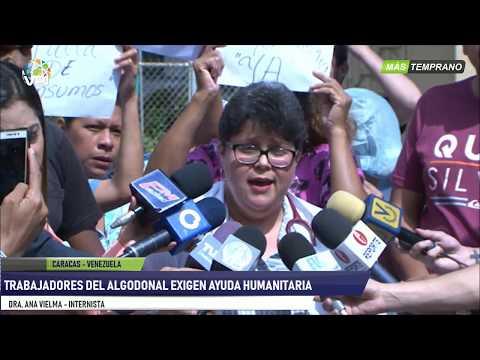 Venezuela - Sector salud exige ingreso de ayuda humanitaria - VPItv