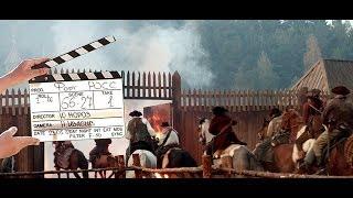 Форт Росс: В поисках приключений (за кадром)(О съемках фильма