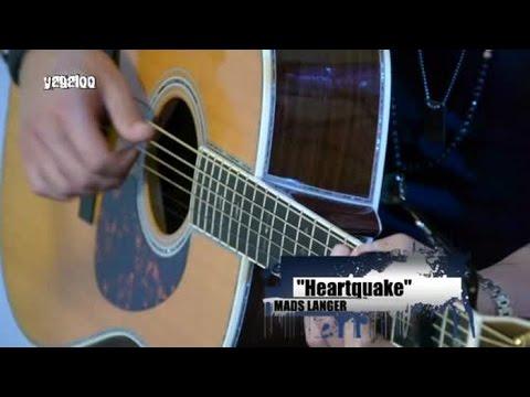 Mads Langer - Heartquake (acoustic)