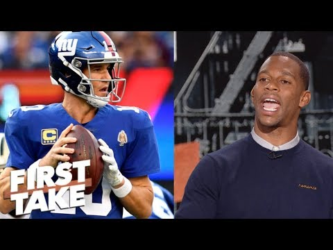 Victor Cruz on Giants' Week 4 loss: Eli Manning isn't cooked | First Take | ESPN