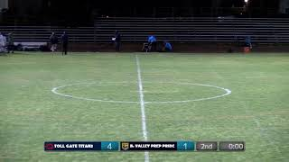 Tollgate Titans vs Blackstone Valley Prep  - RIIL Playoffs