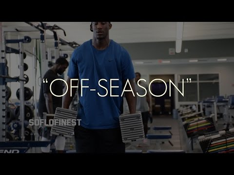 "The ""Off Season"" // feat. Phillip Dorsett, Antrel Rolle, & more"