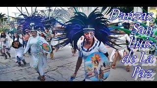 Danzas Tradicionales - San Luis de La Paz, Guanajuato, México