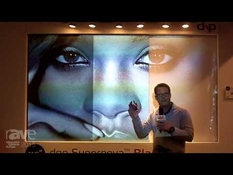 ISE 2015: Gary Kayye Details the New Required Contrast Ratio for Systems, PISCR, at the dnp Stand