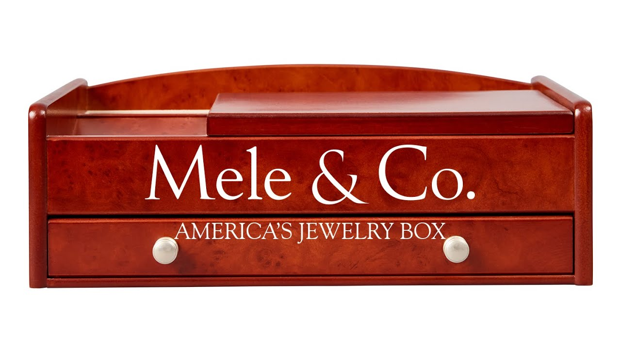 America's Jewelry Box   Mele & Co