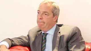 Nigel Farage's Emotional Take on the European Migrant Crisis