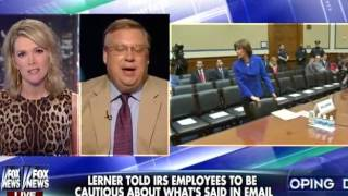 IRS Scandal - Lois Lerner Used Previously Unrevealed In-House Messaging System