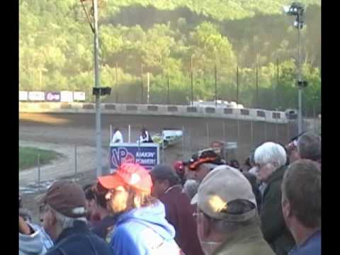 Penn-Can Speedway Heat 1 Clash At The Can