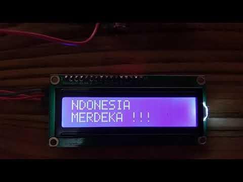 Custom Text LCD
