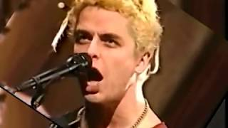Green Day   Geek Stink Breath LIVE 1994