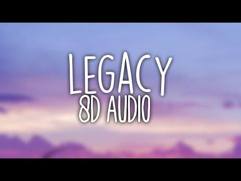 Offset - Legacy (8D AUDIO) 🎧 ft. Travis Scott, 21 Savage