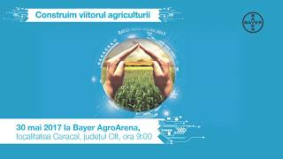 Bayer Agro Arena Caracal 2017 teaser