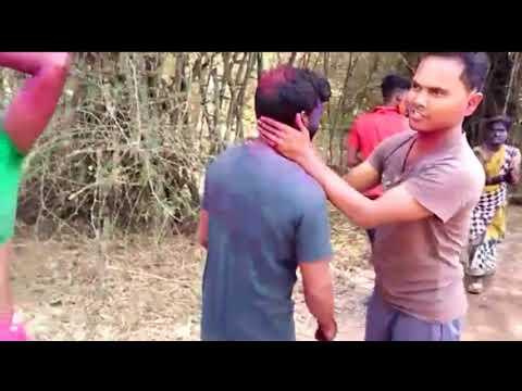 Holi Dance Santali Video 2018