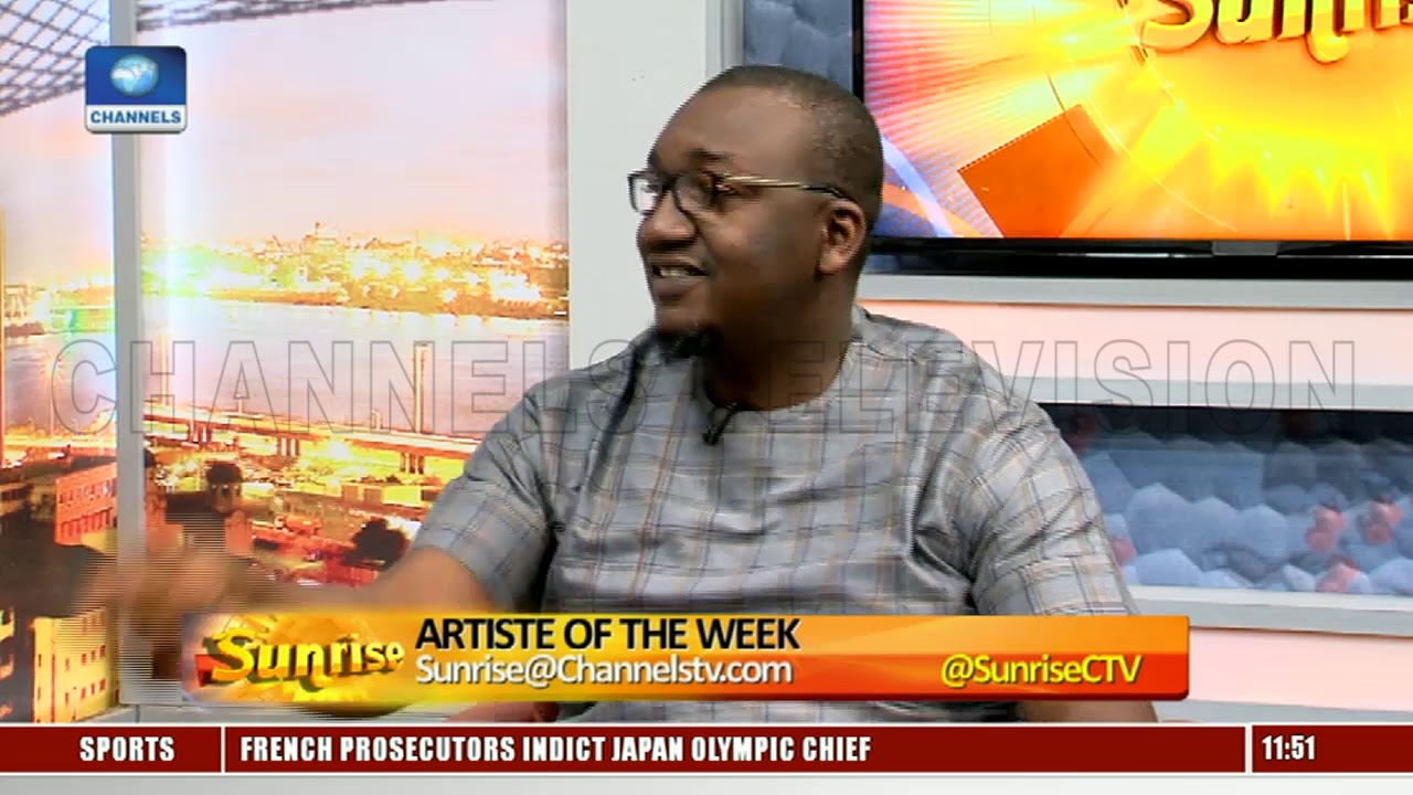 Download '76 Director, Ojukwu Seeks 'Revival Of Nigeria's History With Movies' Pt.3  Sunrise 