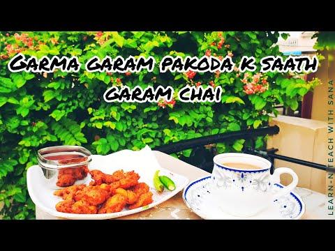 special-elachi-tea/chai-with-special-pakora-in-a-rainy-day.-#tasty#kitchen#spicy#lazzez#mast#recipe